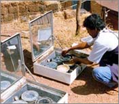 Solar Meal Cookers